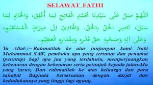 2sholawat fatih